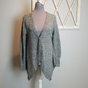cozy knit cardigan sweater Large